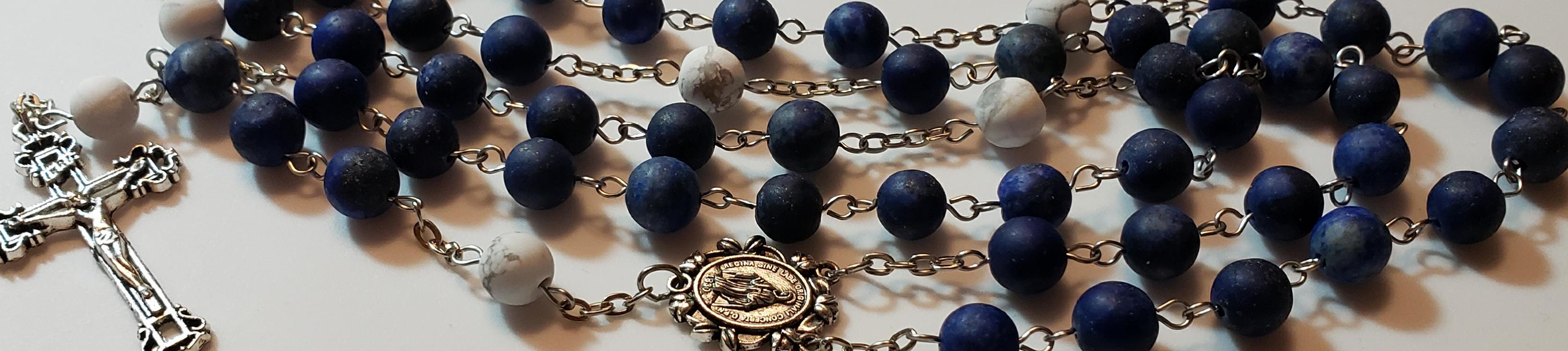more info about rosary #20